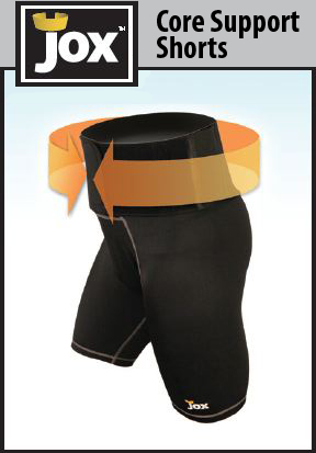 Jox Core Support Shorts